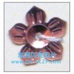 玩具文具diy亮片材料 12mm五叶曲梅亮片珠片