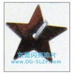 15mm中孔五角星亮片